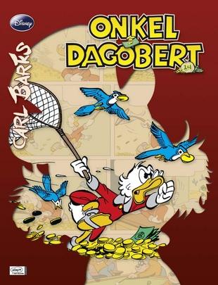 Disney-Carl Barks 14: Onkel Dagobert - Das Cover