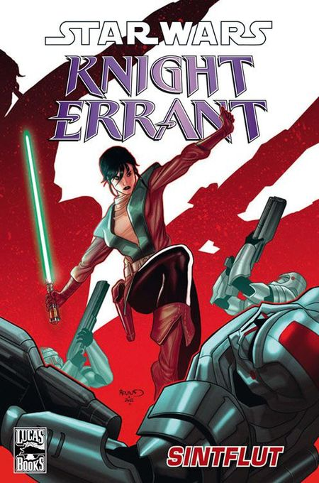 Star Wars Sonderband 69: Knight Errant II-Sintflut - Das Cover