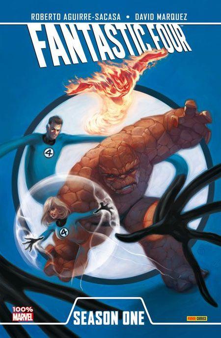 Fantastic Four Season One - Das Cover