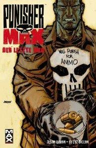 Punisher Max 49: Der letzte Weg - Das Cover