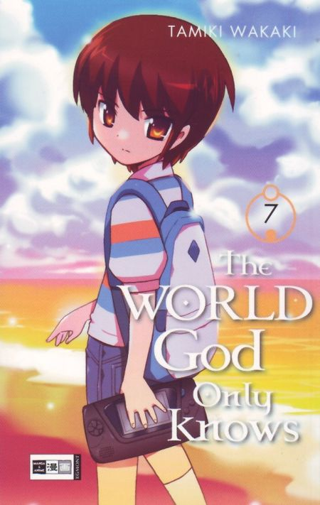 The World God only knows 7 - Das Cover