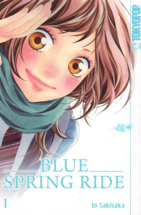 Blue Spring Ride 1 - Das Cover