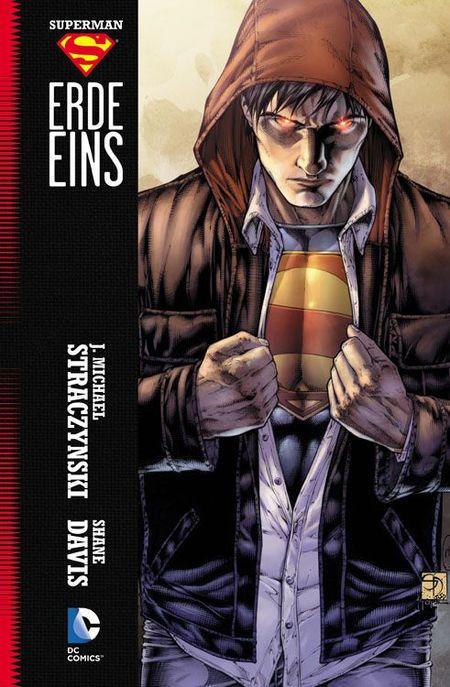 Superman Erde Eins - Das Cover