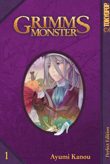 Grimms Monster Perfect Edition 1 - Das Cover
