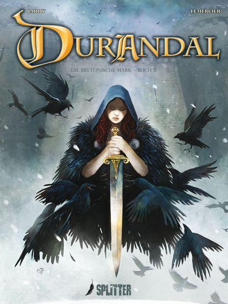 Durandal 2: Die Bretonische Mark 2 - Das Cover