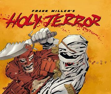 Holy Terror - Das Cover