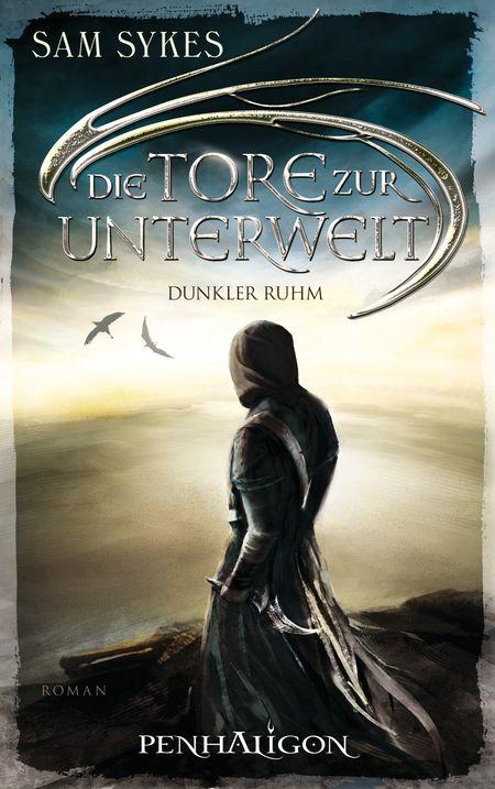 Die Tore zur Unterwelt 2: Dunkler Ruhm - Das Cover