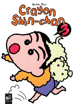 Crayon Shin-chan 3 - Das Cover