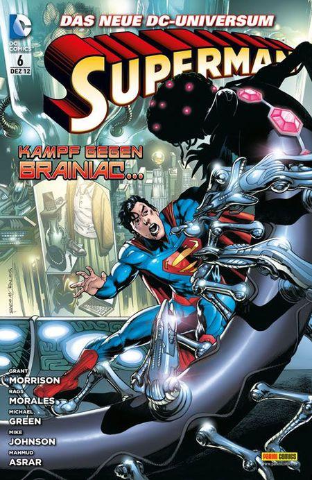 Superman 6 - Das Cover