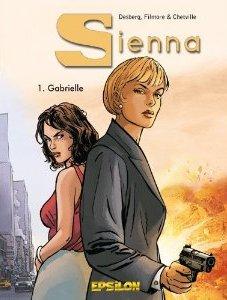 Sienna 1: Gabrielle - Das Cover