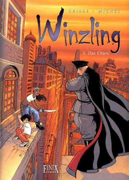 Winzling 3 - Das Cover