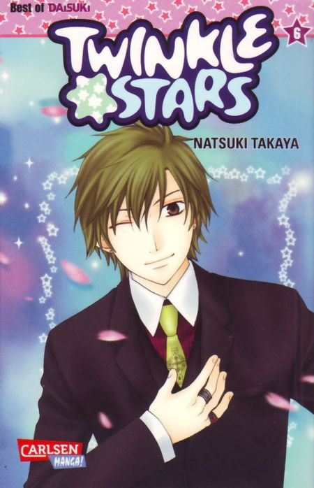 Twinkle Stars 6 - Das Cover