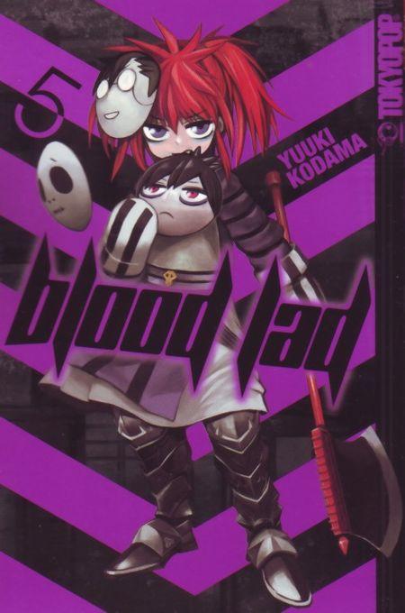 Blood Lad 5 - Das Cover