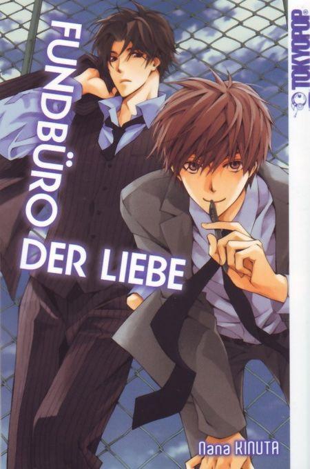 Fundbüro der Liebe - Das Cover