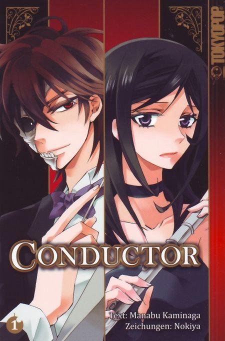 Conductor 1 - Das Cover