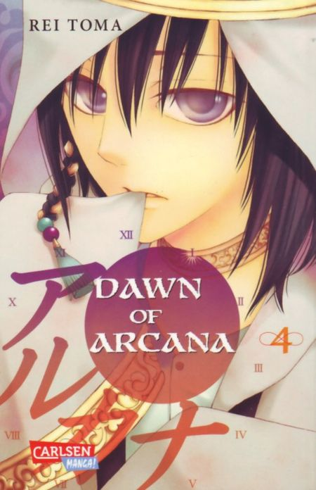 Dawn of Arcana 4 - Das Cover