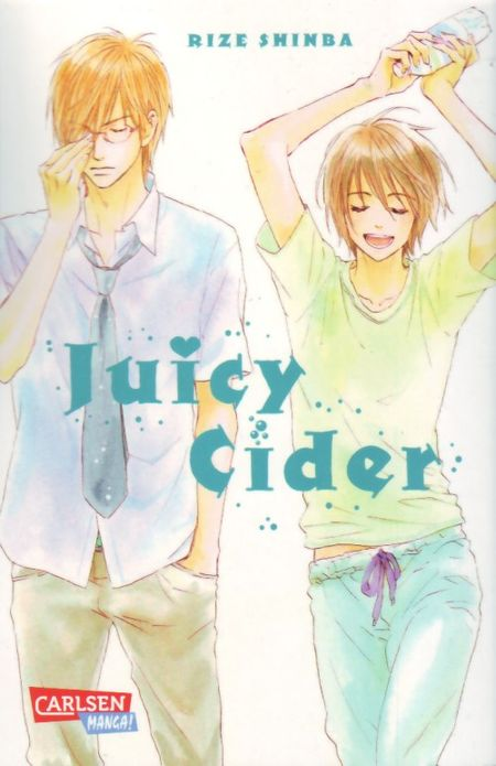 Juicy Cider - Das Cover