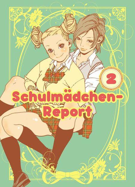 Schulmädchen-Report 2 - Das Cover