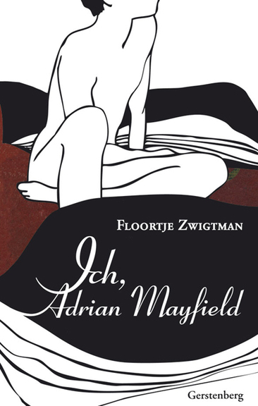 Ich, Adrian Mayfield - Das Cover