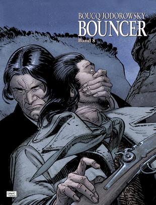 Bouncer 8 - Das Cover