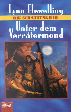 Schattengilde 3: Unter dem Verrätermond - Das Cover