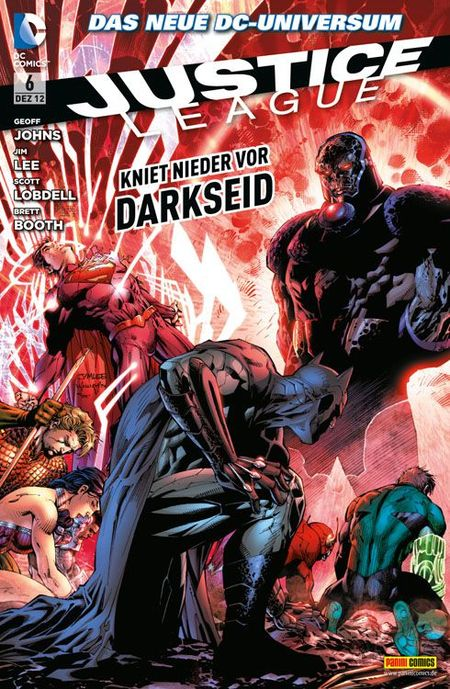 Justice League 6 - Das Cover