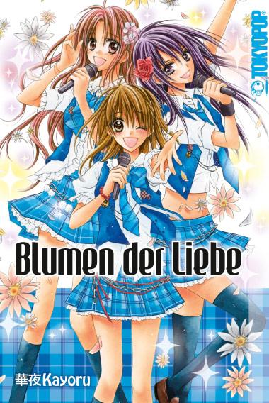 Blumen der Liebe - Das Cover