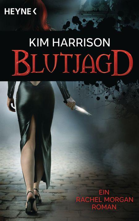 Blutjagd: Die Rachel-Morgan-Serie 3 - Das Cover