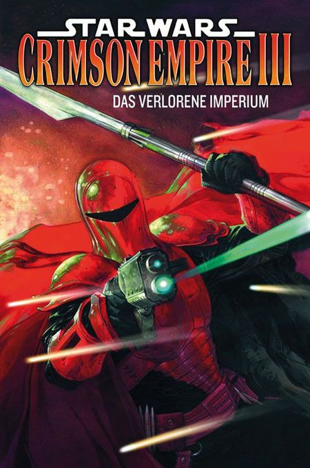Star Wars Sonderband 70: Crimson Empire III - Das Cover