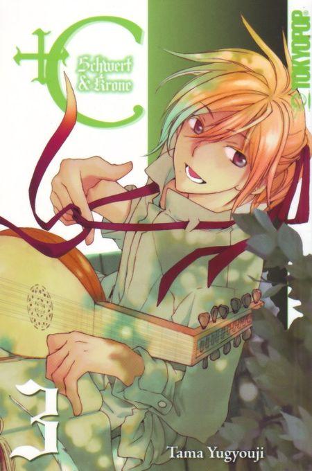 +C - Schwert und Krone 3 - Das Cover