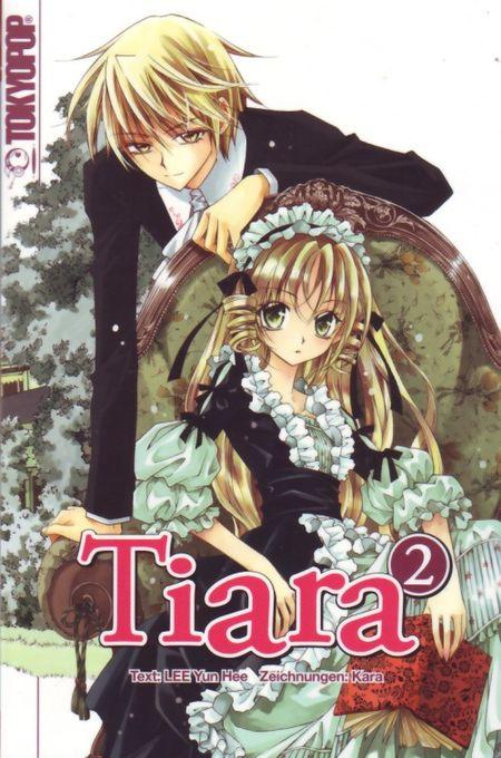 Tiara 2 - Das Cover