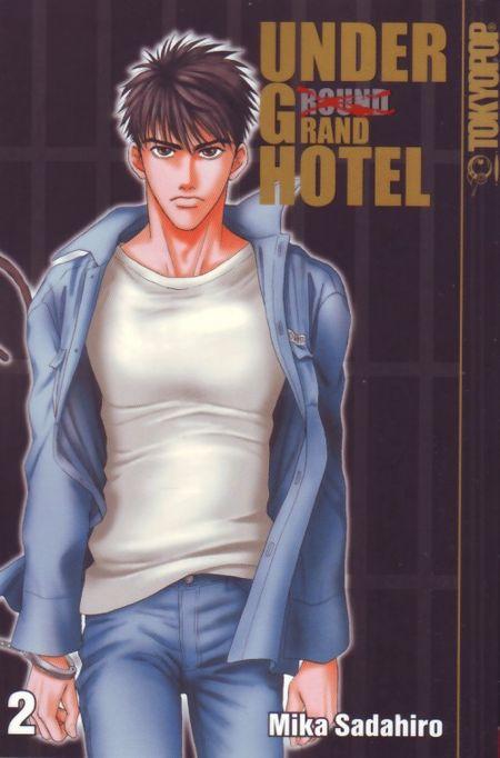 Under Grand Hotel 2 - Das Cover
