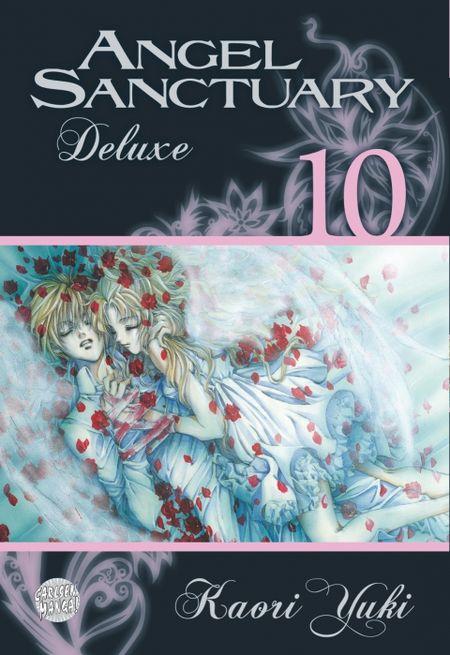 Angel Sanctuary Deluxe 10 - Das Cover
