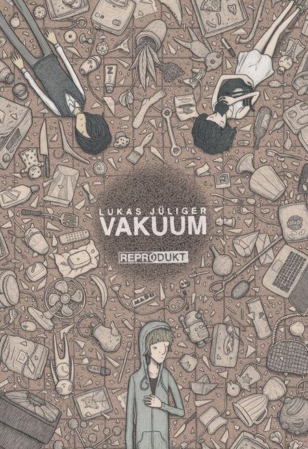Vakuum - Das Cover