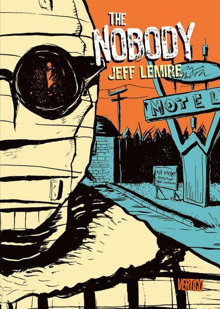 The Nobody - Das Cover