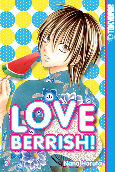 Love Berrish! 2 - Das Cover