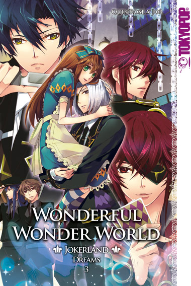 Wonderful Wonder World-Jokerland: Dreams 3 - Das Cover