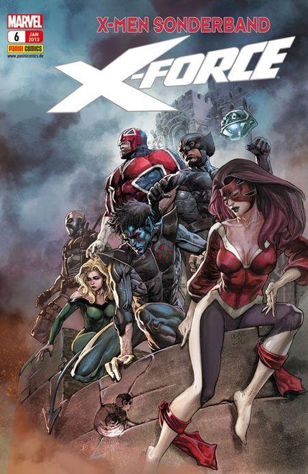 X-Men Sonderband: Die neue X-Force 6 - Das Cover