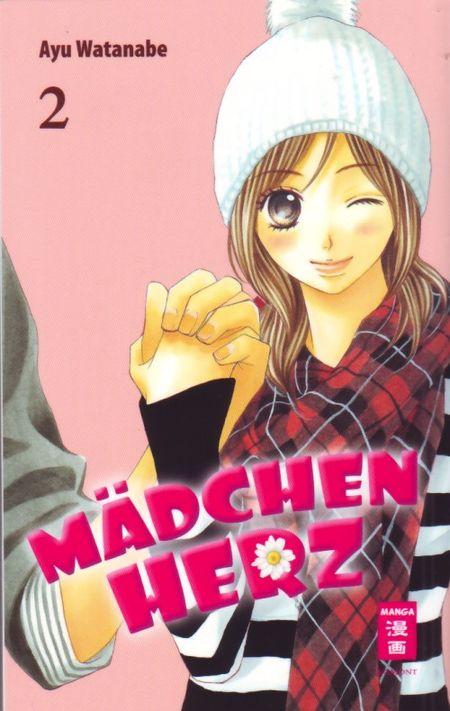 Mädchenherz 2 - Das Cover
