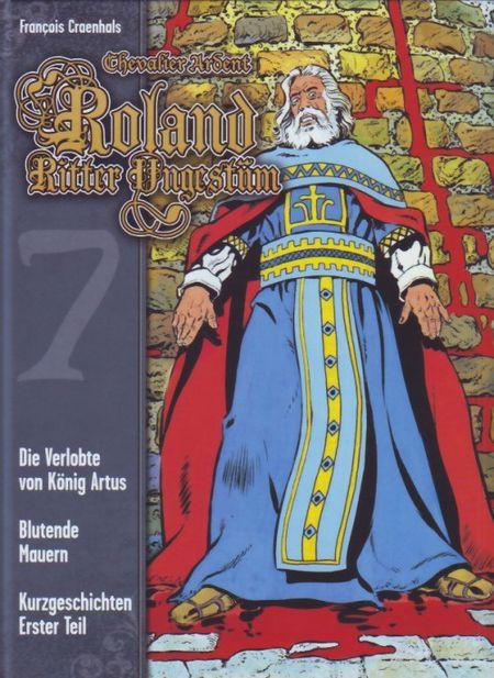 Roland Ritter Ungestüm 7 - Das Cover