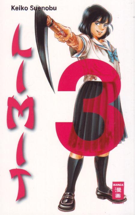 Limit 3 - Das Cover