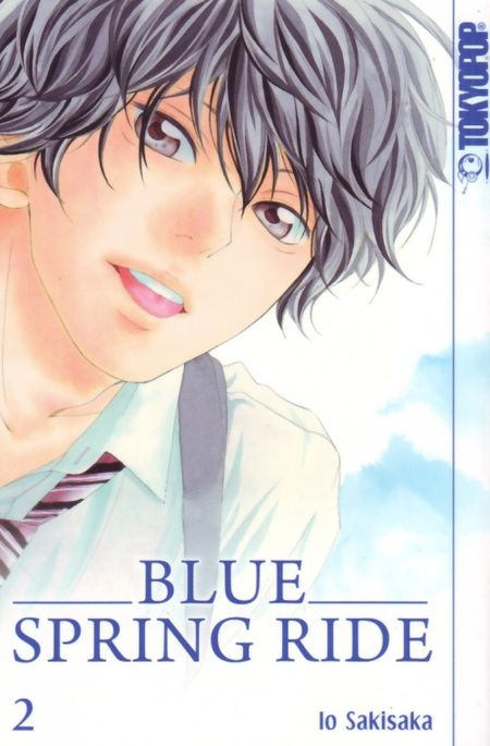 Blue Spring Ride 2 - Das Cover
