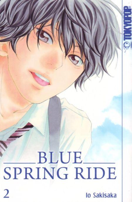 Blue Spring Ride 2 - Das Cover
