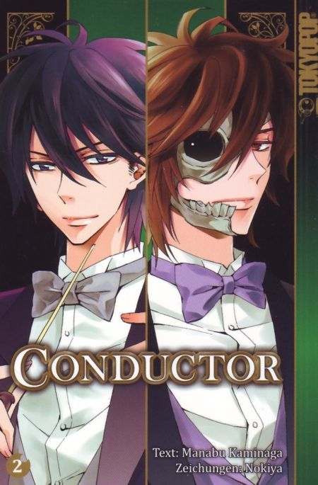 Conductor 2 - Das Cover