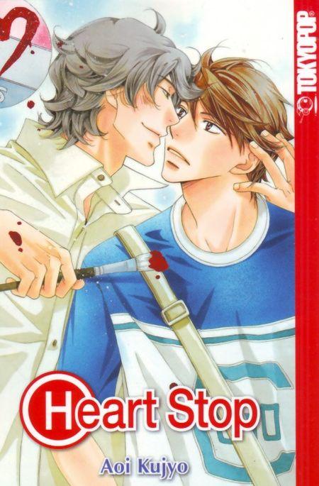 Heart Stop - Das Cover