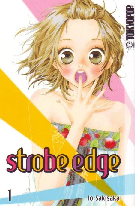 Strobe Edge - Das Cover