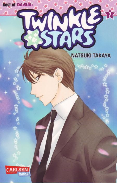 Twinkle Stars 7 - Das Cover