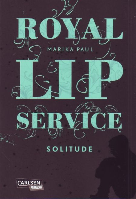Royal Lip Service: Solitude - Das Cover