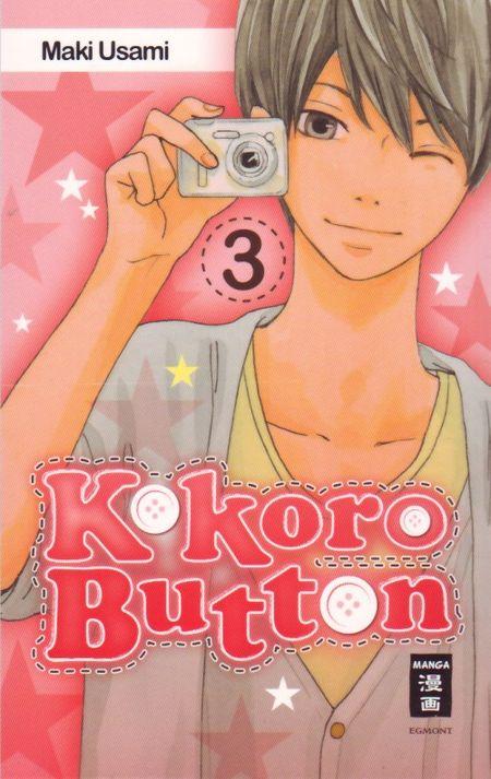Kokoro Button 3 - Das Cover