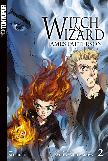 Witch & Wizard 2 - Das Cover